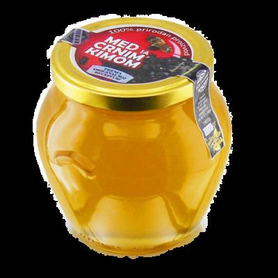 Black cumin and propolis honey- 750 g