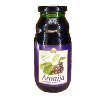Matični sok Aronija 0,2 l